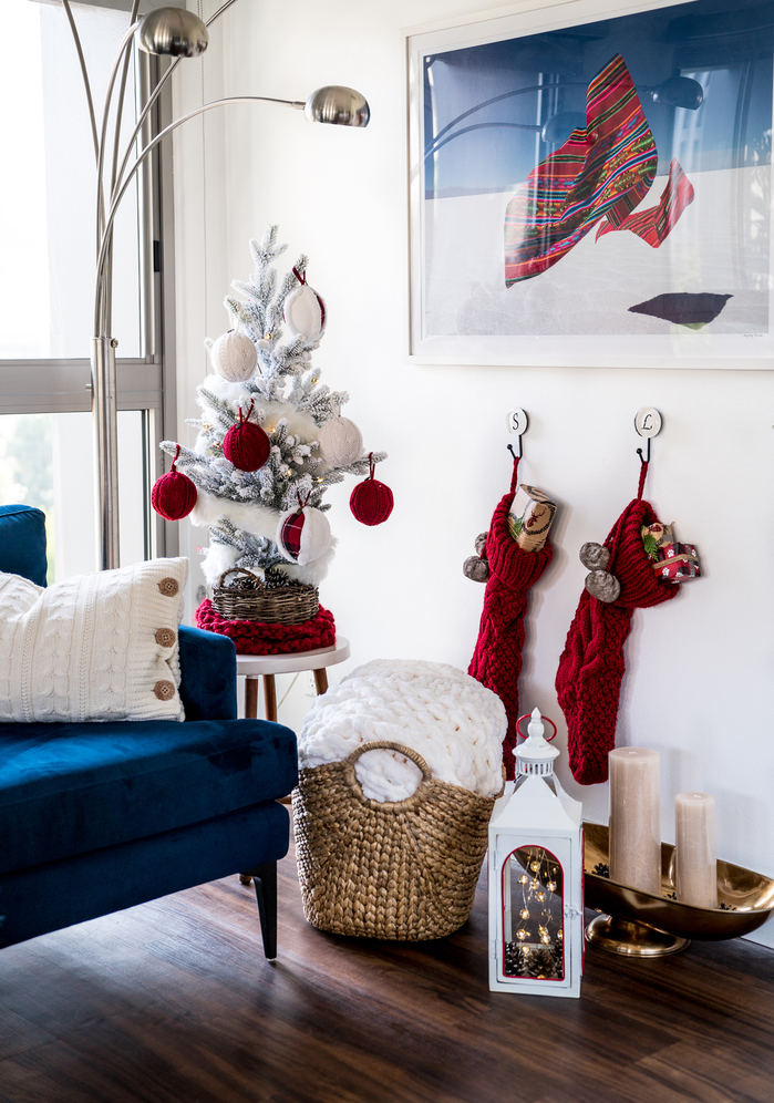 Bed Bath And Beyond Christmas Stockings.Cozy Holiday Decor Late Afternoon Blog